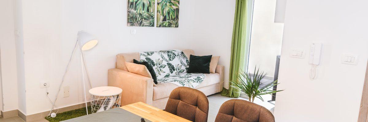 Apartma Green Garden